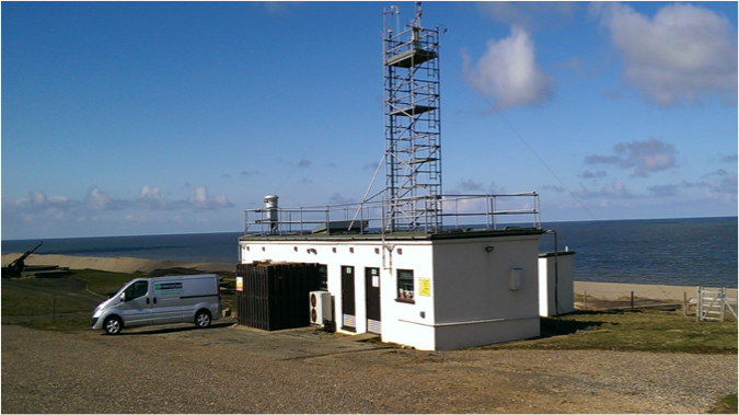 Weybourne Atmospheric Station